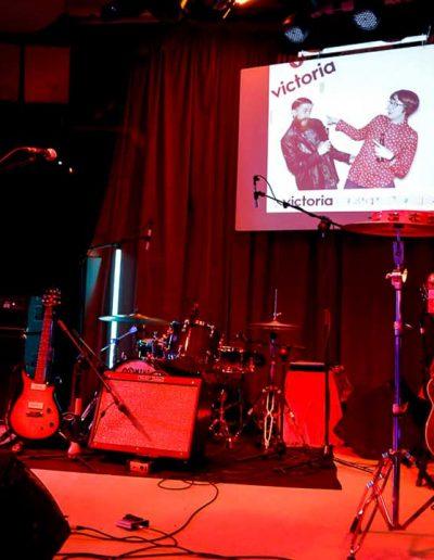 Evento Victoria Music Memories Sala Sol